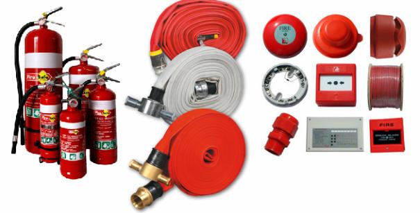 sản phẩm phòng cháy an toàn